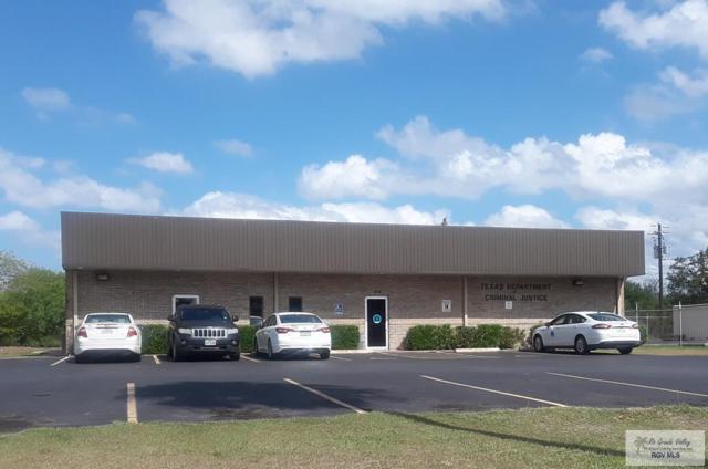 232 Hanmore Industrial Pkwy., Harlingen, TX 78550 (MLS #29712538) :: The Martinez Team
