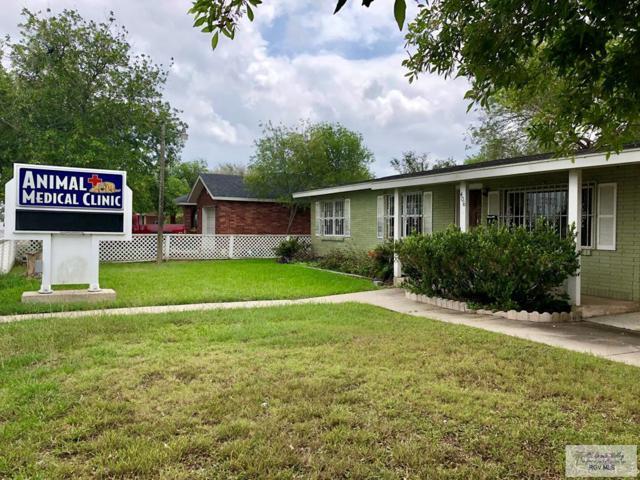 406 E Ocean Blvd., Los Fresnos, TX 78566 (MLS #29712542) :: The Martinez Team