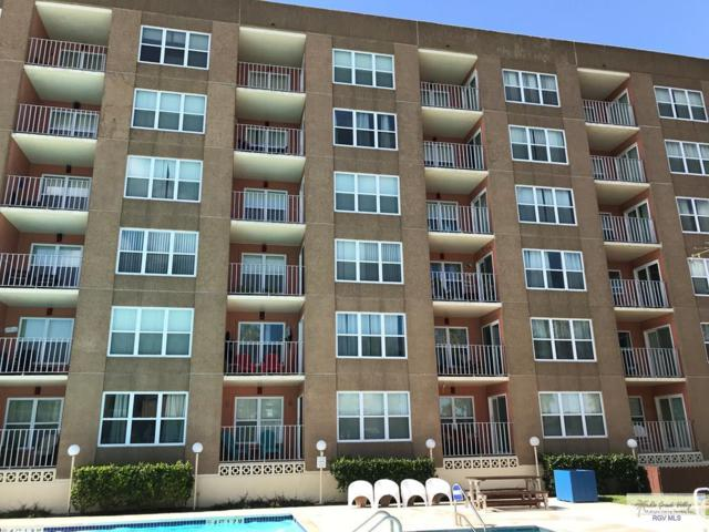 120 E Padre Blvd. #504, South Padre Island, TX 78597 (MLS #29712840) :: The Martinez Team