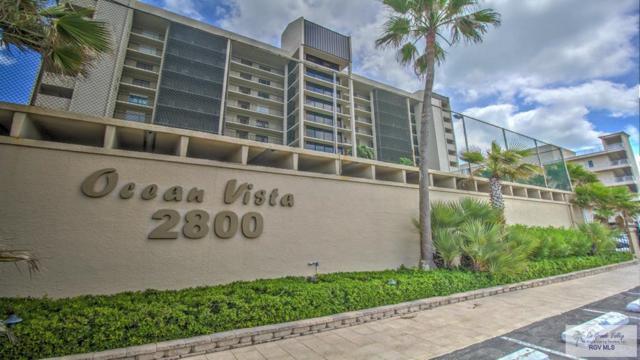 2800 Gulf Blvd. #903, South Padre Island, TX 78597 (MLS #29712853) :: Berkshire Hathaway HomeServices RGV Realty