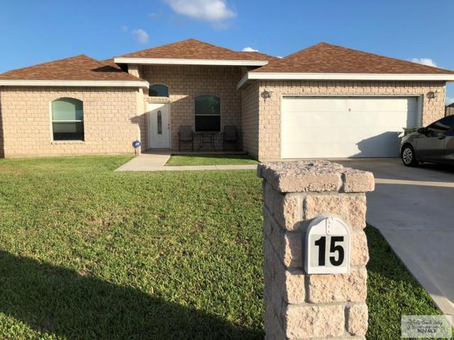 15 Uruapan Ct. Home Sweet Home, Brownsville, TX 78526 (MLS #29713096) :: The Martinez Team