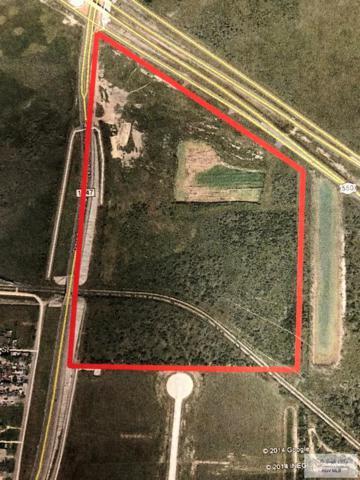 72.4 ACRES / Paredes Line Rd. Hard Corner, Brownsville, TX 78526 (MLS #29713125) :: The Martinez Team
