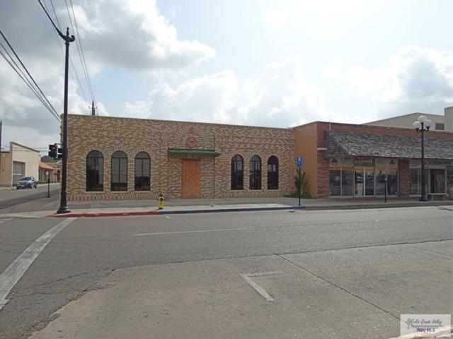 805 E Elizabeth St., Brownsville, TX 78520 (MLS #29713187) :: The Martinez Team