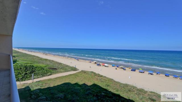 5600 N Gulf Blvd. #603, South Padre Island, TX 78597 (MLS #29713333) :: The Martinez Team