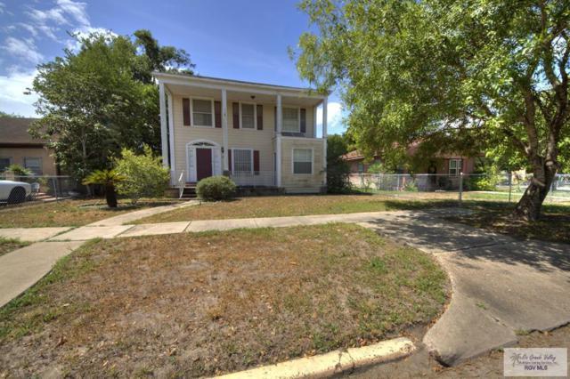 117 W Pierce Ave., Harlingen, TX 78550 (MLS #29713502) :: The Martinez Team