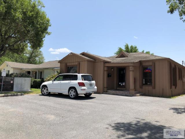 1118 E Tyler Ave., Harlingen, TX 78550 (MLS #29713548) :: The Martinez Team