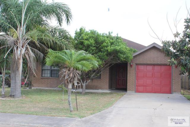 303 E 10TH ST., Los Fresnos, TX 78566 (MLS #29713599) :: The Martinez Team