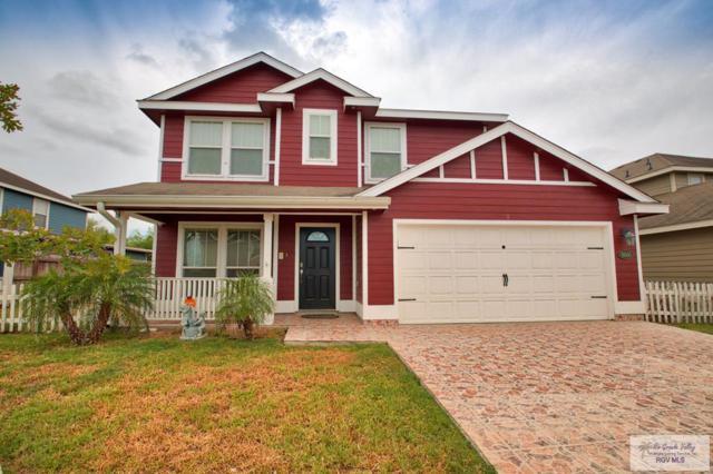 8660 Blue Sage Ln, Brownsville, TX 78520 (MLS #29713670) :: The Martinez Team