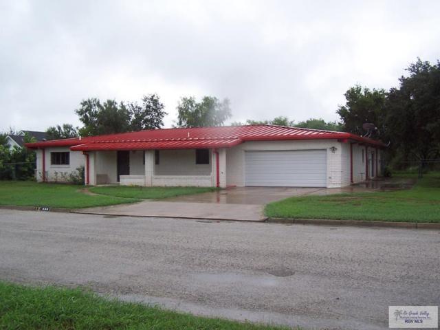 608 E Magnolia Ave., La Feria, TX 78559 (MLS #29713887) :: The Monica Benavides Team at Keller Williams Realty LRGV