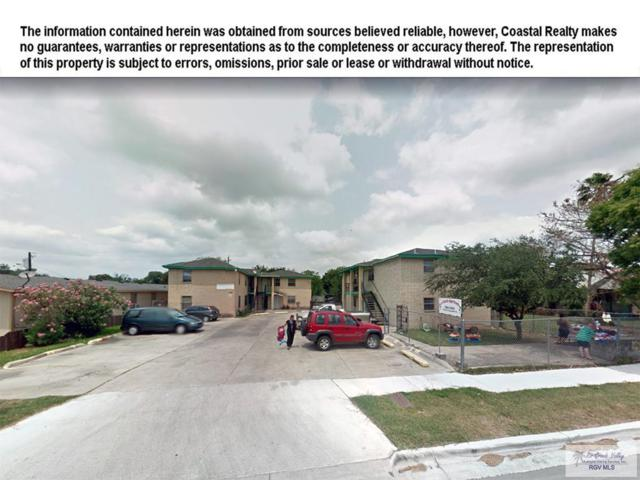1724 W Elizabeth St., Brownsville, TX 78520 (MLS #29714141) :: The Monica Benavides Team at Keller Williams Realty LRGV