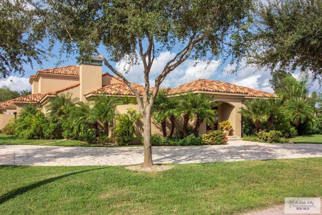 996 Villa Dr., Rancho Viejo, TX 78575 (MLS #29714173) :: The Monica Benavides Team at Keller Williams Realty LRGV