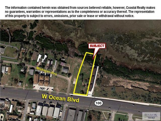 - Hwy 100 Lots15,16, & 17, Port Isabel, TX 78578 (MLS #29714254) :: The Monica Benavides Team at Keller Williams Realty LRGV