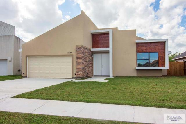 8584 Blue Sage Ln, Brownsville, TX 78520 (MLS #29714297) :: The Martinez Team