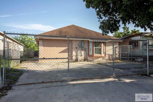 6650 Mobile Home Dr, Brownsville, TX 78521 (MLS #29714430) :: The Monica Benavides Team at Keller Williams Realty LRGV