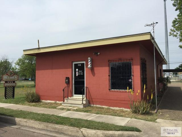 110 W Madison St., Harlingen, TX 78550 (MLS #29714466) :: The Monica Benavides Team at Keller Williams Realty LRGV