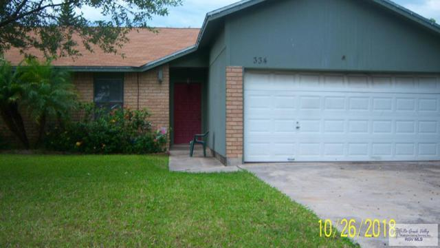 334 Augusta Rd., Brownsville, TX 78526 (MLS #29714549) :: The Martinez Team