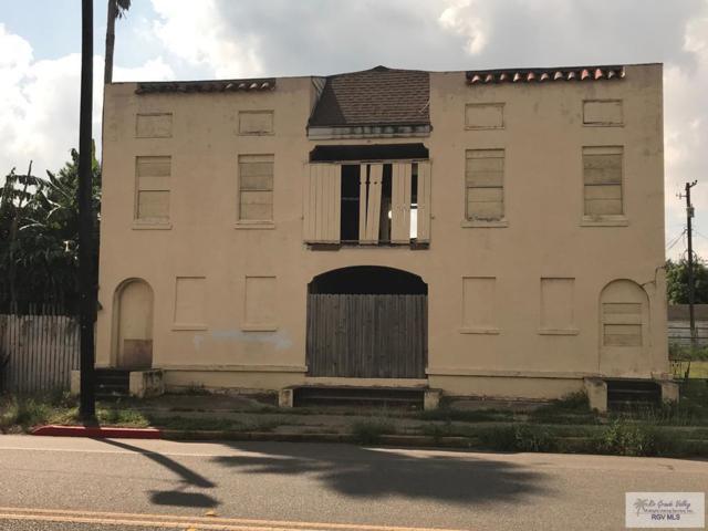 135 W Elizabeth St., Brownsville, TX 78520 (MLS #29714836) :: The Monica Benavides Team at Keller Williams Realty LRGV