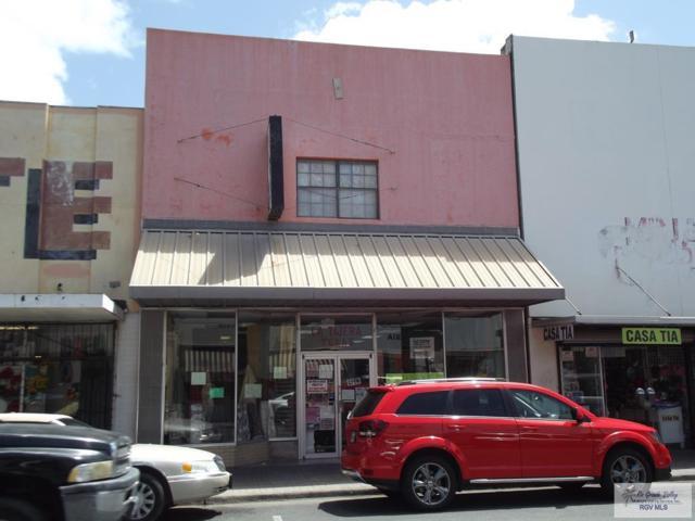 1121 E Elizabeth St., Brownsville, TX 78520 (MLS #29714879) :: The Martinez Team