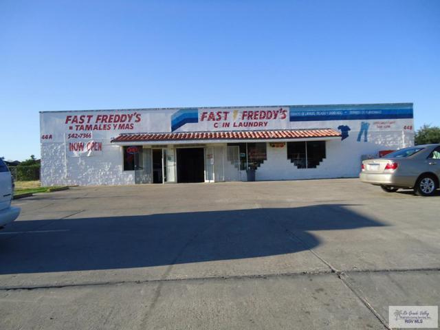 44 Esperanza Rd., Brownsville, TX 78521 (MLS #29715017) :: The Martinez Team