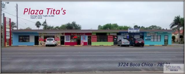 3724 Boca Chica Blvd., Brownsville, TX 78521 (MLS #29715039) :: The Monica Benavides Team at Keller Williams Realty LRGV