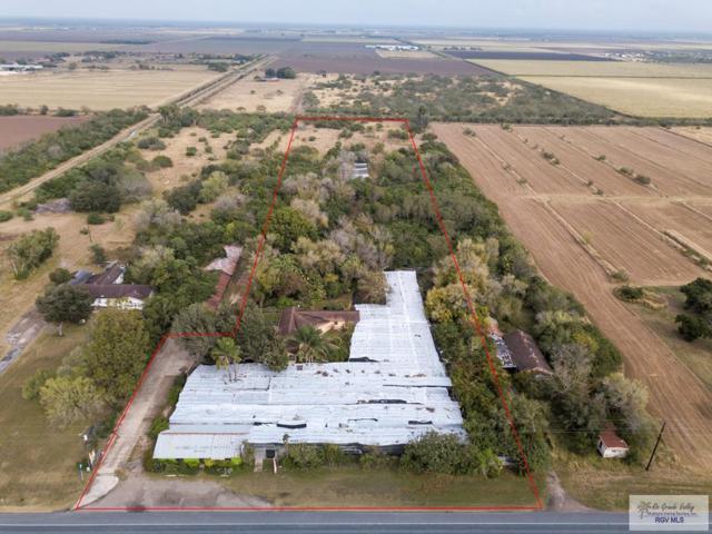12310 W State Highway 186, Raymondville, TX 78580 (MLS #29715165) :: The Monica Benavides Team at Keller Williams Realty LRGV