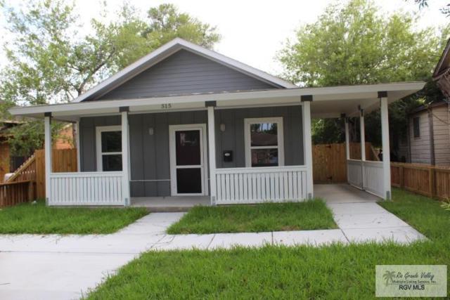 515 E Adams St., Brownsville, TX 78520 (MLS #29715189) :: The Monica Benavides Team at Keller Williams Realty LRGV