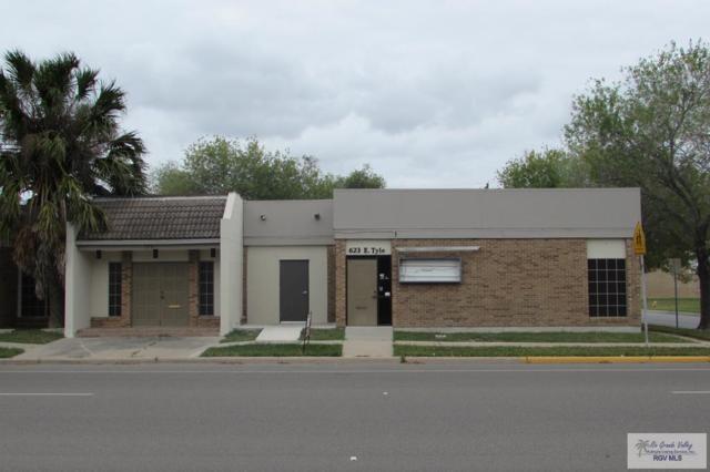 621 E Tyler Ave., Harlingen, TX 78550 (MLS #29715309) :: The Monica Benavides Team at Keller Williams Realty LRGV