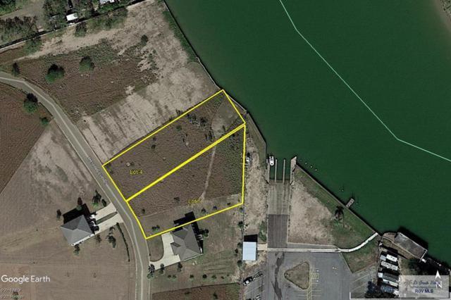 Lot 4 & 5 Heron Cove Dr., Arroyo City, TX 78566 (MLS #29715375) :: The Monica Benavides Team at Keller Williams Realty LRGV