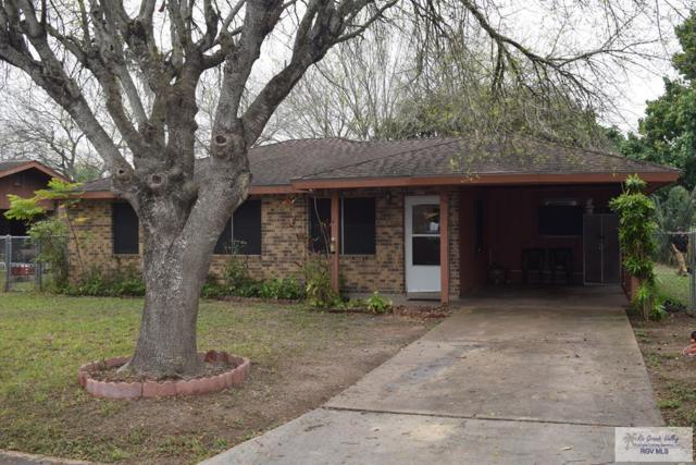 1608 Genevieve Ave., La Feria, TX 78559 (MLS #29716014) :: The Monica Benavides Team at Keller Williams Realty LRGV