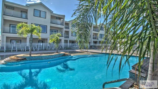 100 W Harbor St. 8-1, South Padre Island, TX 78597 (MLS #29716025) :: The Martinez Team