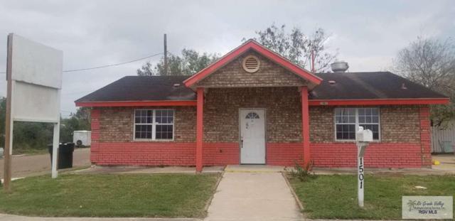 1501 H St., Harlingen, TX 78550 (MLS #29716129) :: The Monica Benavides Team at Keller Williams Realty LRGV