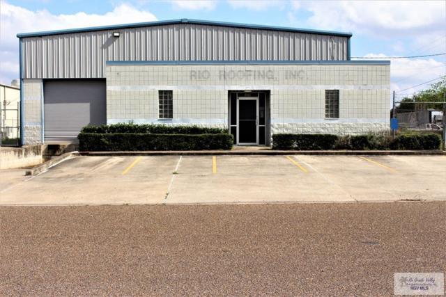 310 Hanmore Industrial Pkwy., Harlingen, TX 78552 (MLS #29716456) :: The Monica Benavides Team at Keller Williams Realty LRGV