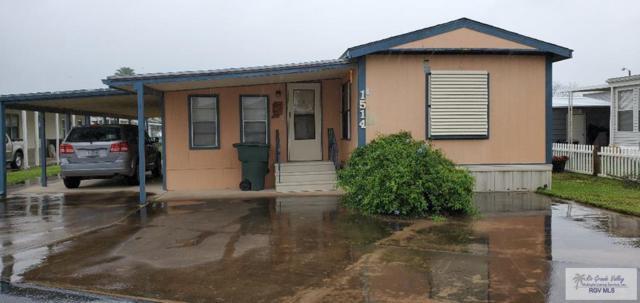 1514 Coco Palm Dr., Harlingen, TX 78552 (MLS #29716736) :: The Monica Benavides Team at Keller Williams Realty LRGV