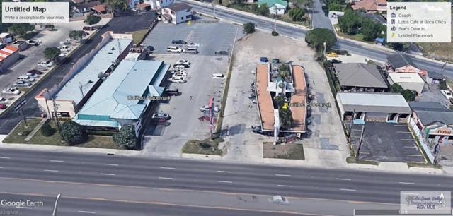2489 E Boca Chica Blvd., Brownsville, TX 78521 (MLS #29717242) :: The Monica Benavides Team at Keller Williams Realty LRGV
