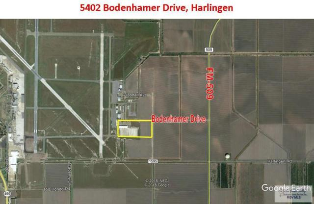 5402 Bodenhamer Dr., Harlingen, TX 78550 (MLS #29717257) :: The Monica Benavides Team at Keller Williams Realty LRGV