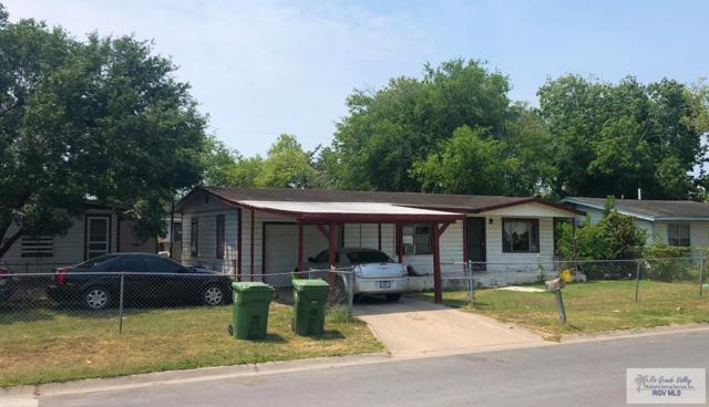 2747 Elena St., Brownsville, TX 78521 (MLS #29717422) :: The Monica Benavides Team at Keller Williams Realty LRGV