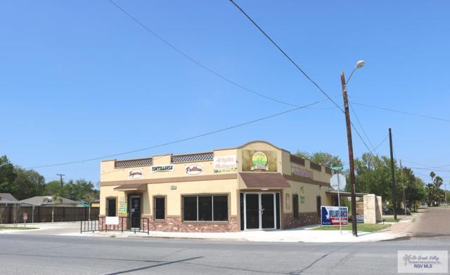 600 W Robertson St., San Benito, TX 78586 (MLS #29717424) :: The Monica Benavides Team at Keller Williams Realty LRGV