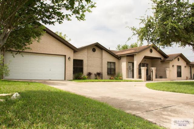 2610 Rosalee Ave, Brownsville, TX 78521 (MLS #29717484) :: The Monica Benavides Team at Keller Williams Realty LRGV