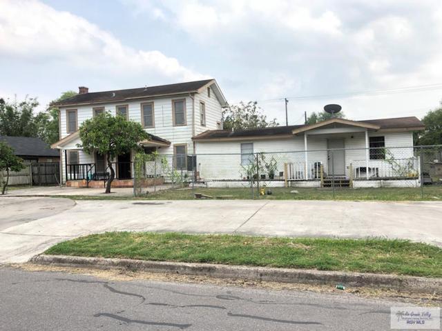 610 E Polk, Harlingen, TX 78550 (MLS #29717489) :: The Monica Benavides Team at Keller Williams Realty LRGV