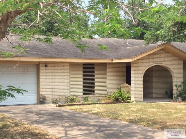 606 W 12TH ST., Weslaco, TX 78596 (MLS #29717568) :: The Monica Benavides Team at Keller Williams Realty LRGV