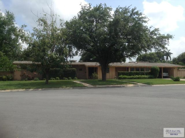 114 Robins Ln. Block 9, Brownsville, TX 78520 (MLS #29717604) :: The Monica Benavides Team at Keller Williams Realty LRGV