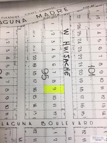207 W Huisache St. #95, South Padre Island, TX 78597 (MLS #29717840) :: The Monica Benavides Team, LLC