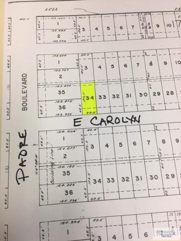 102 E Carolyn Dr. #34, South Padre Island, TX 78597 (MLS #29717841) :: The MBTeam