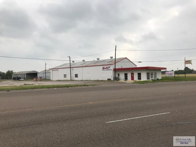 2022 N Sunshine Strip, Harlingen, TX 78550 (MLS #29717899) :: The Monica Benavides Team at Keller Williams Realty LRGV