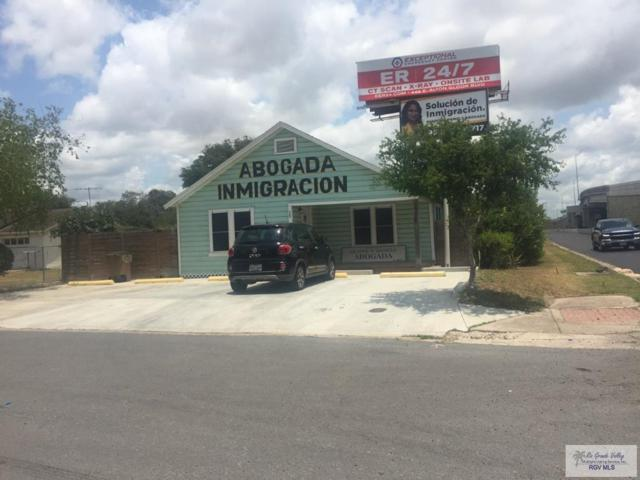 25 Juarez St, Brownsville, TX 78520 (MLS #29718005) :: The Monica Benavides Team at Keller Williams Realty LRGV