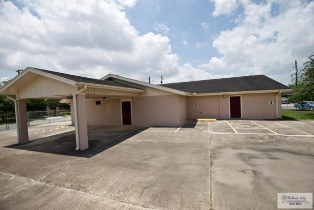 2804 Gazelle Ave., Brownsville, TX 78521 (MLS #29718103) :: The Monica Benavides Team at Keller Williams Realty LRGV