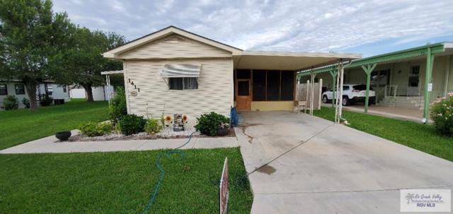 1411 Coco Palm Dr., Harlingen, TX 78552 (MLS #29718384) :: The Monica Benavides Team at Keller Williams Realty LRGV