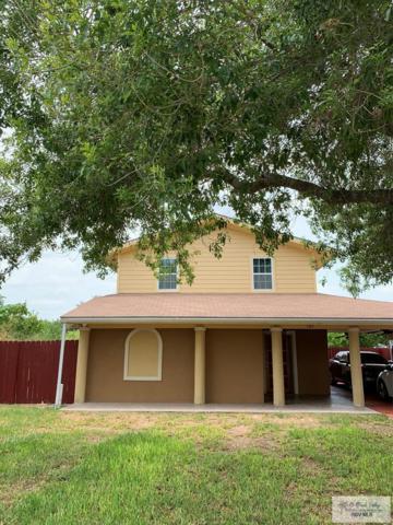 105 W 6TH ST., Los Fresnos, TX 78566 (MLS #29718522) :: The Monica Benavides Team at Keller Williams Realty LRGV