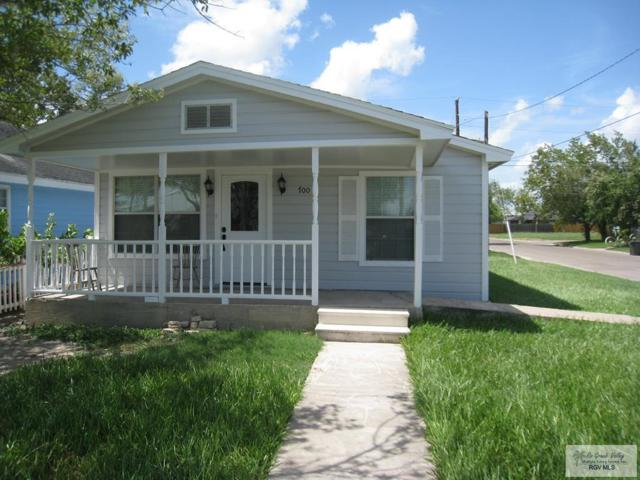 700 Ave. A #26, La Feria, TX 78559 (MLS #29718585) :: The Monica Benavides Team at Keller Williams Realty LRGV