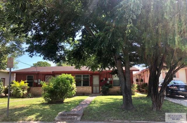 1600 Morton St., Brownsville, TX 78520 (MLS #29718623) :: The Monica Benavides Team at Keller Williams Realty LRGV